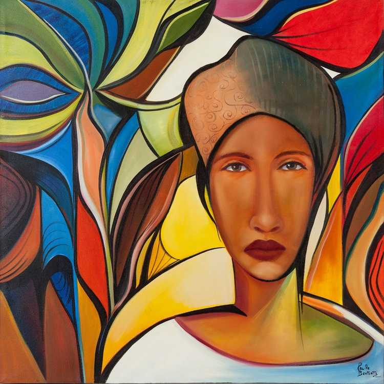 African woman - Image 0
