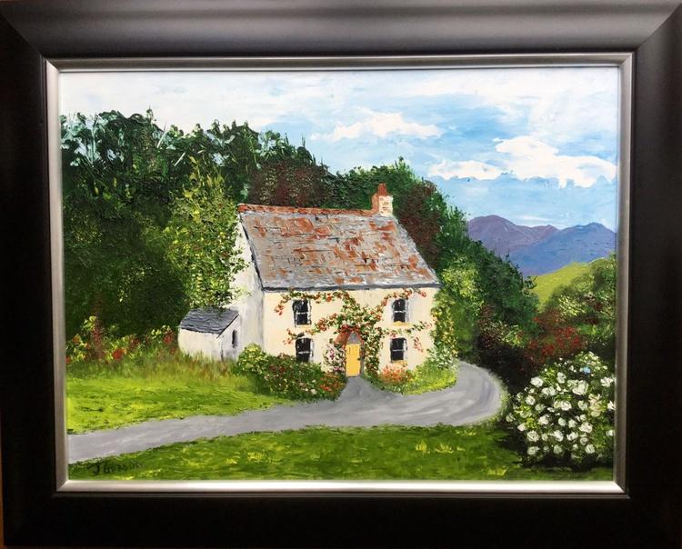 Mom's Cottage.     Commission - Image 0