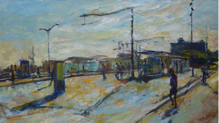 Tram ,Paris -