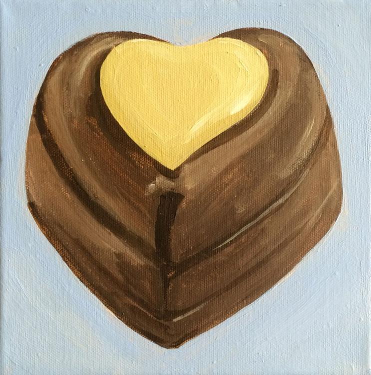 Chocolate Heart - Image 0