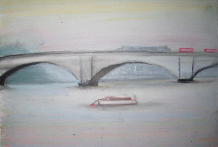 A Thames Bridge - Image 0