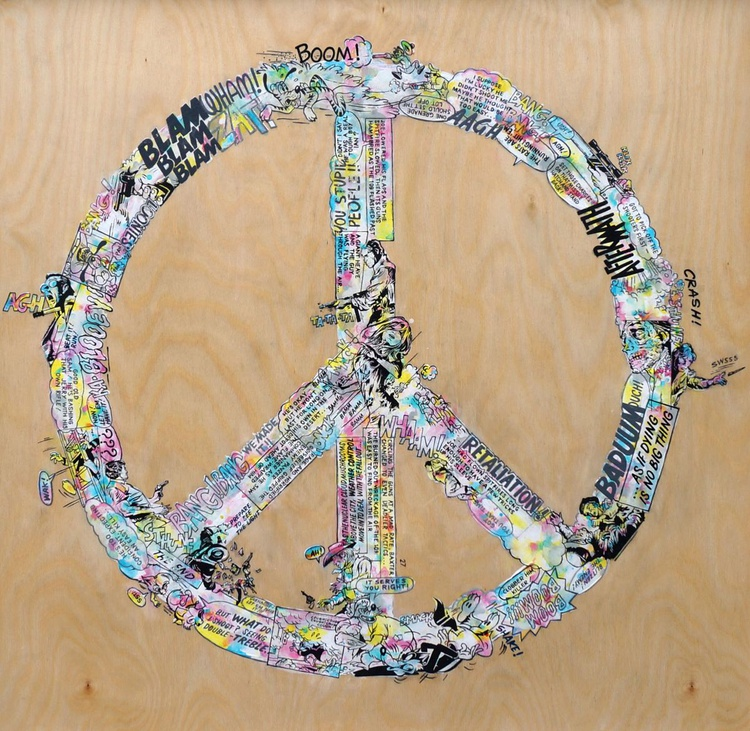 WAR AND PEACE - Image 0