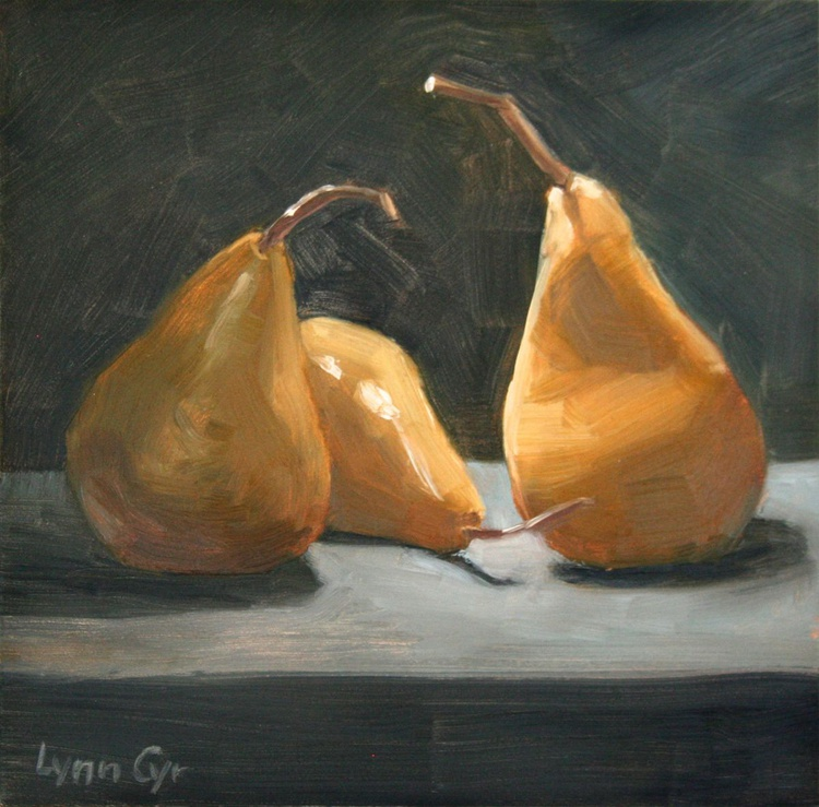 Backlit Pears - Image 0