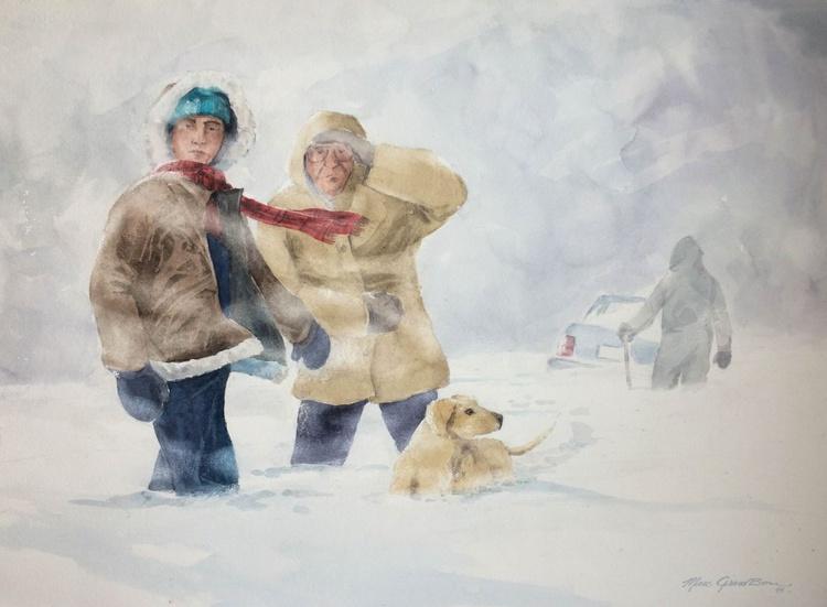 Snowstorm - Image 0