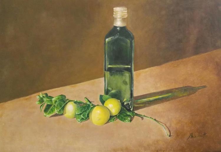 Olive oil and Lemons - Image 0