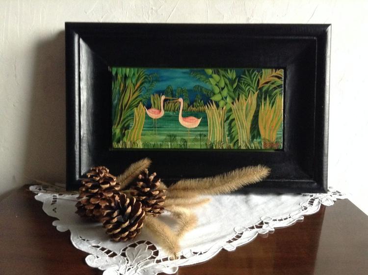 Flamingos - Image 0