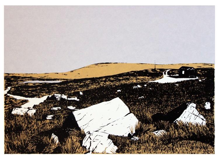 Hut on Burley Moor - Image 0