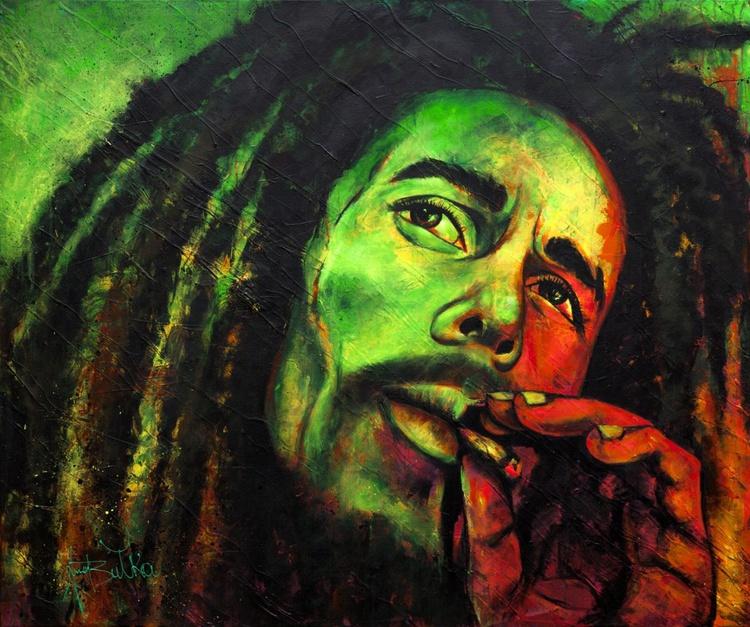 Bob Marley-  GLOW IN THE DARK - Image 0