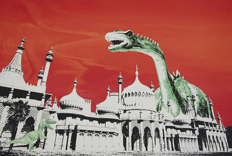 Dippy Visits Brighton - Image 0