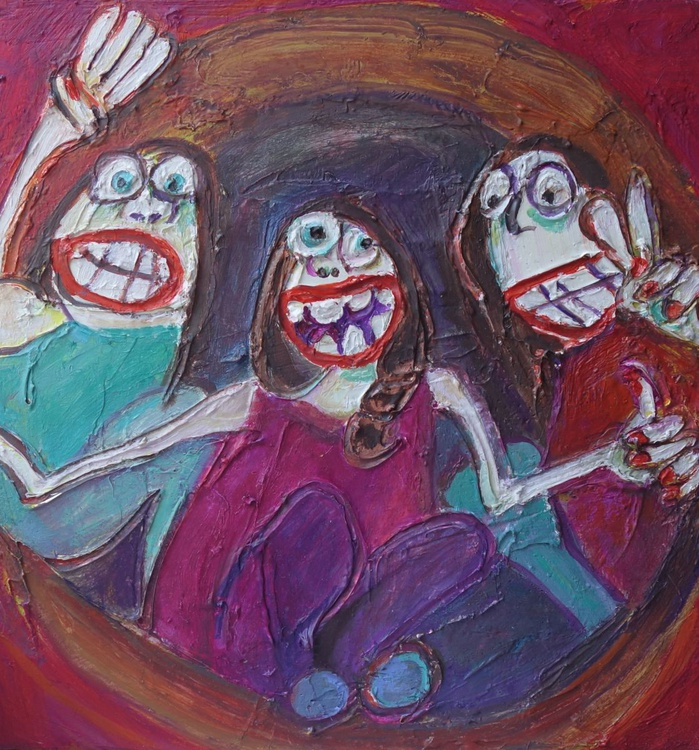 Three in a hole - Image 0