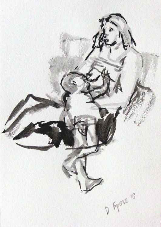 Mother and Child 01