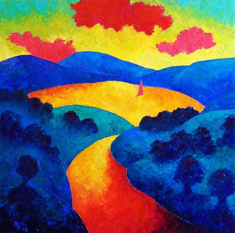 Sunset - On The Lake - Image 0