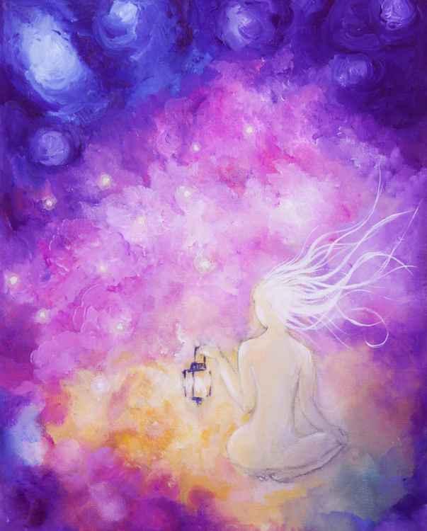 Violet universe