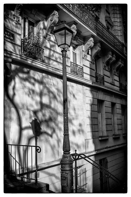 Parisian Lamp -