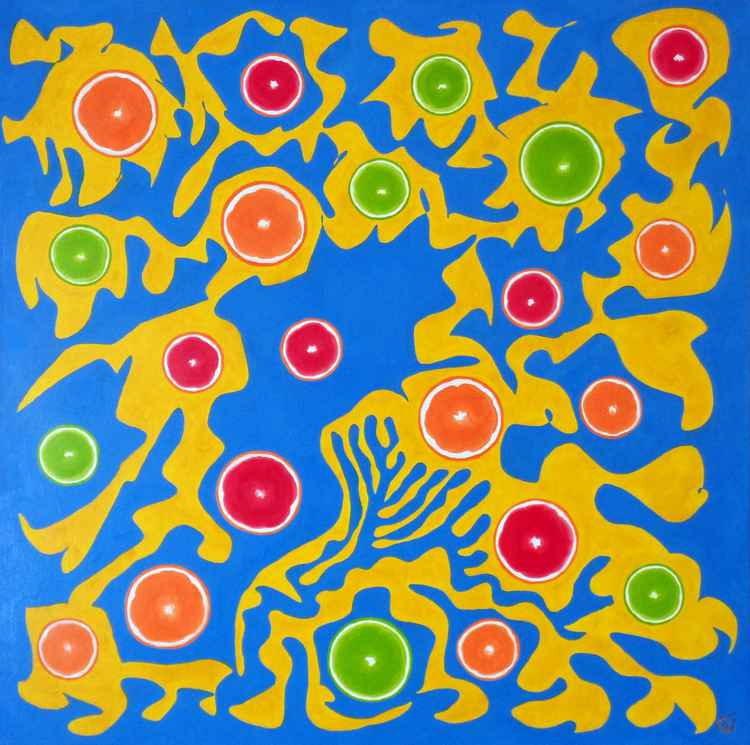 Citrus Abstract -