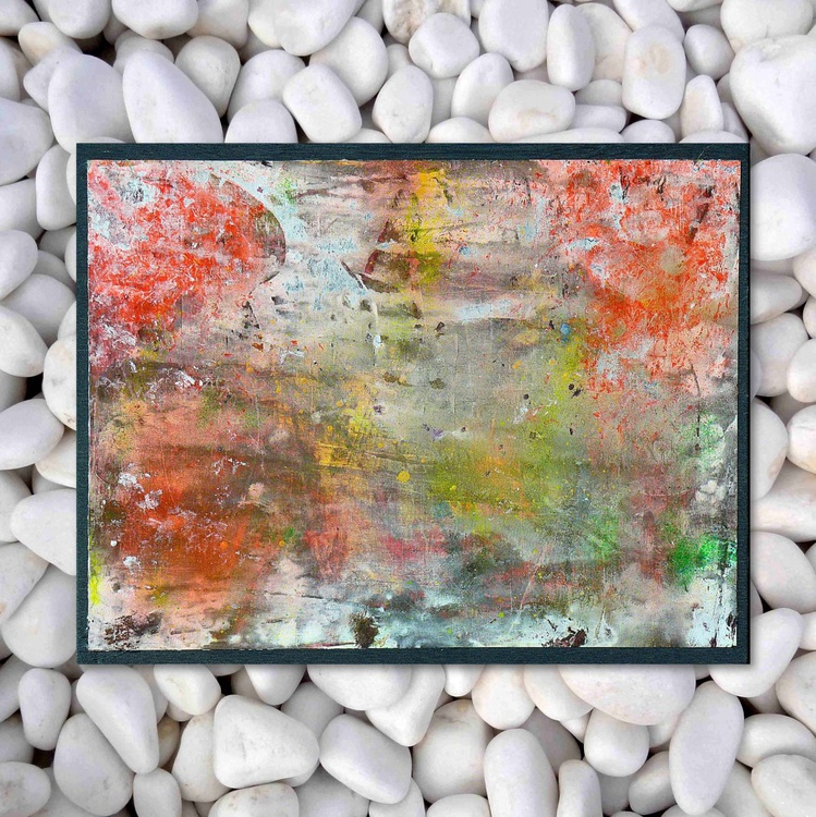 Undefined n.º 68, 45 x 35 cm - 18 x 14 in, SPECIAL DEAL, valid through March 13 - Image 0