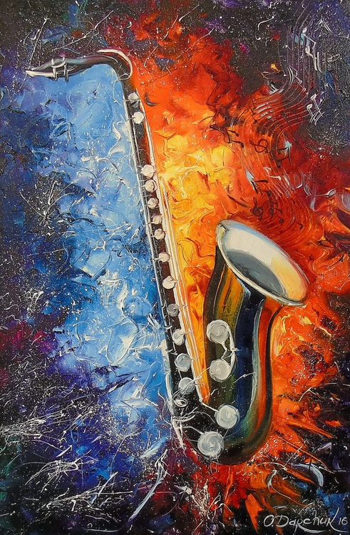 The saxophone - Image 0