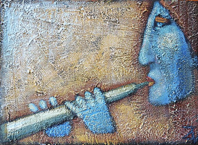 Oboe (15x21x1.5cm) - Image 0