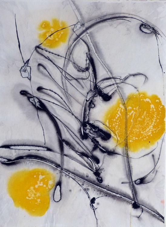 Ink on Paper #260, 29x41 cm - Image 0