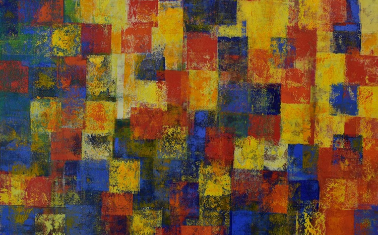 Primary Geometric Abstraction - Image 0