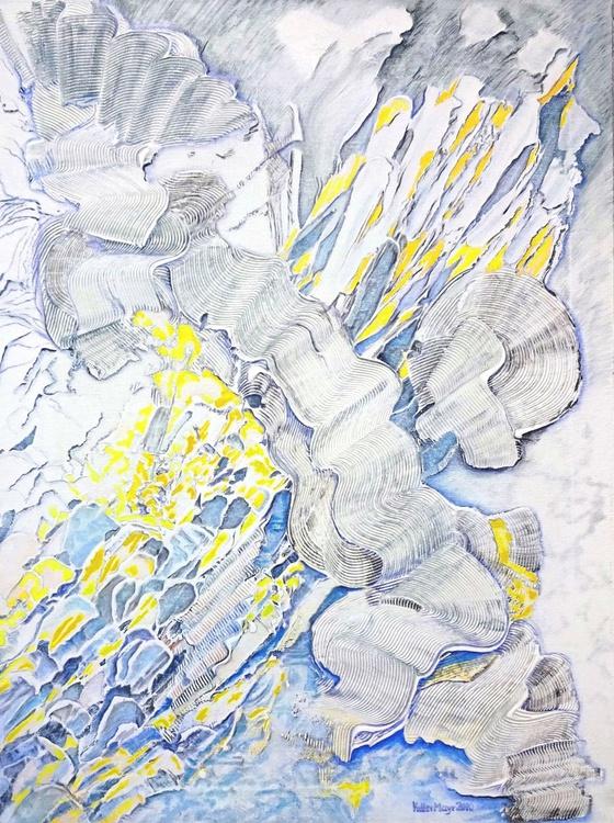 Einfälle -  Ölbild 60 x 80 cm - Image 0