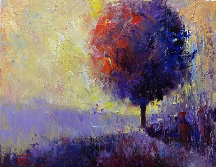 purple tree............... - Image 0