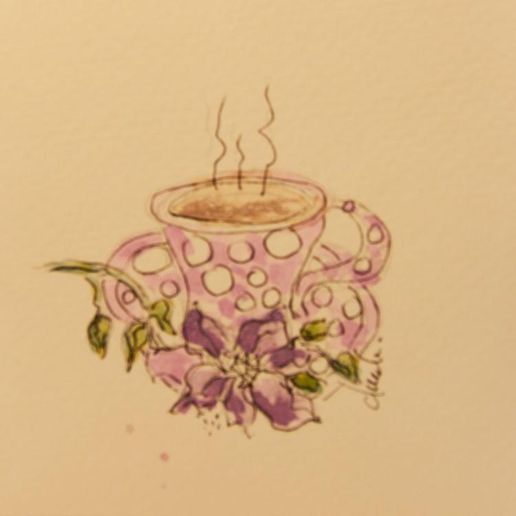 Tea Time (miniature) - Image 0