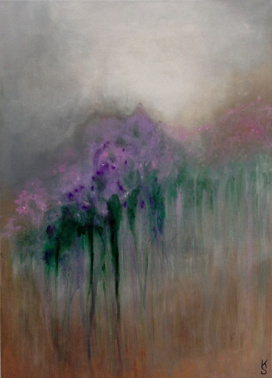 Atonal (large  canvas) - Image 0
