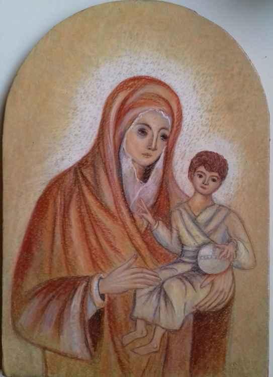 Religious icon -