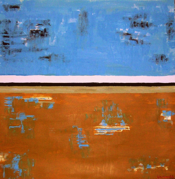 Abstract- desert - Image 0