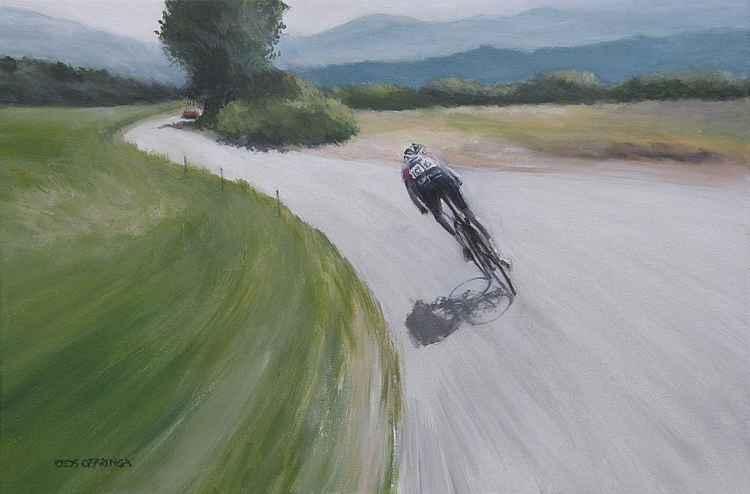 'Mr. Downhill'.