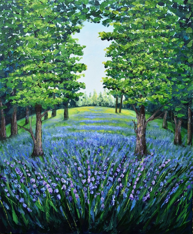 Bluebell Forest - Image 0