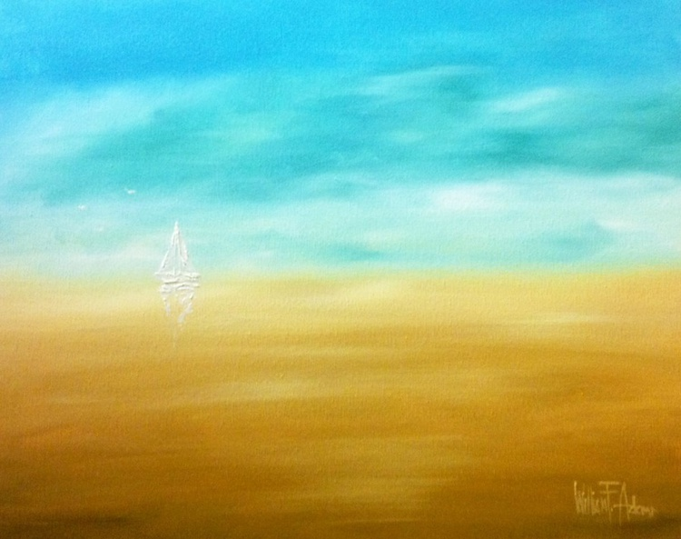 (Reduced!) - Solitude  - Representational Abstract - Image 0