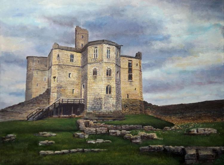 Old Castle (Warkworth Castle) - Image 0