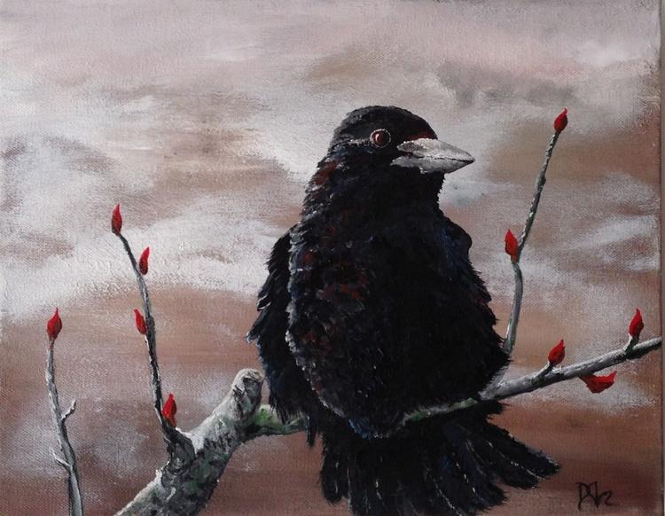 Winter Crow - Image 0