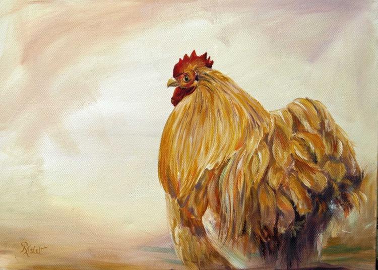 Golden Hen - Image 0