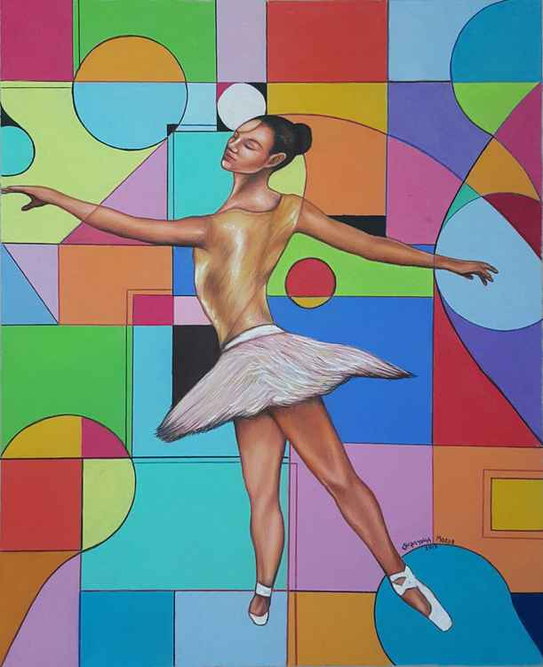 Ballerina Dancer 2