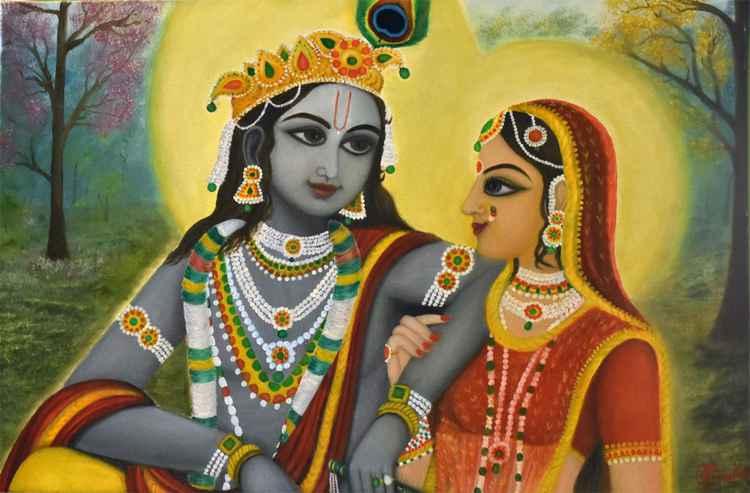 Radhe Krishna -