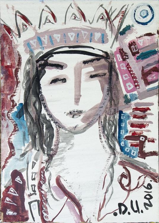 Lady portrait - Image 0