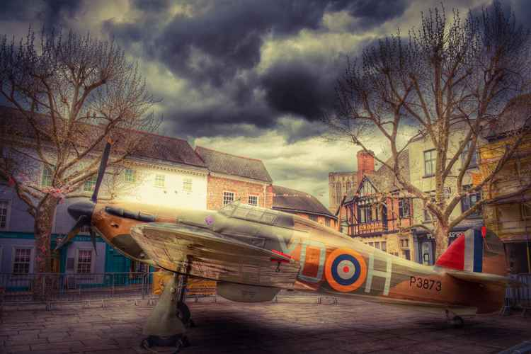 A Hurricane in York -