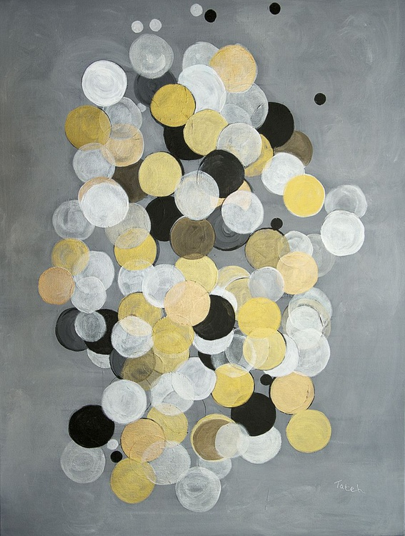 [361] Circles of the mind (Sold) - Image 0