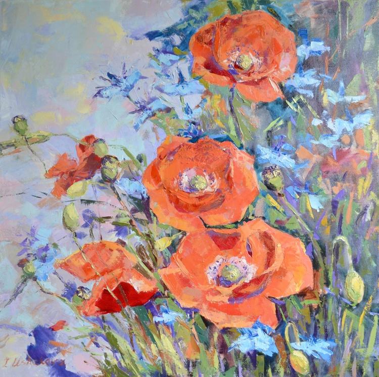 Poppies. - Image 0