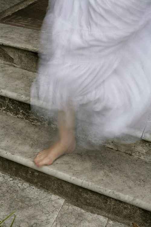 Ghost, steps