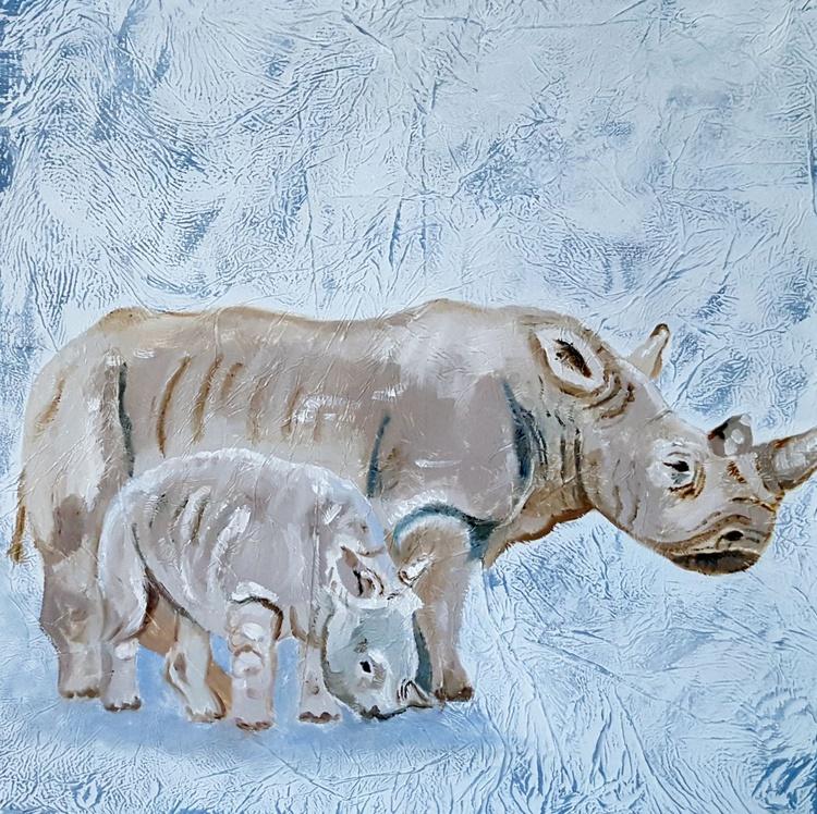 White Rhinos - Image 0