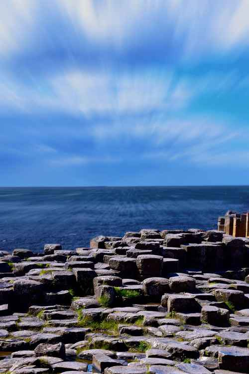 The Giants Causeway -