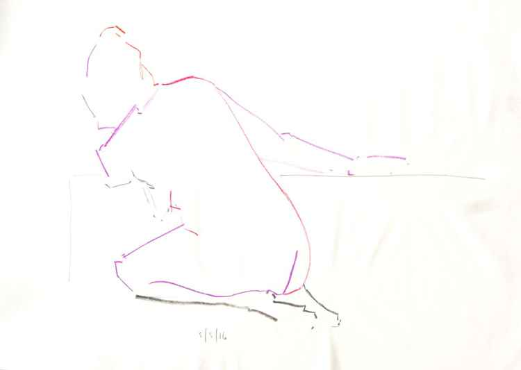 Life Drawing No 76