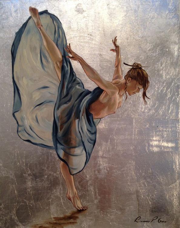 Dancer in Blue - Image 0