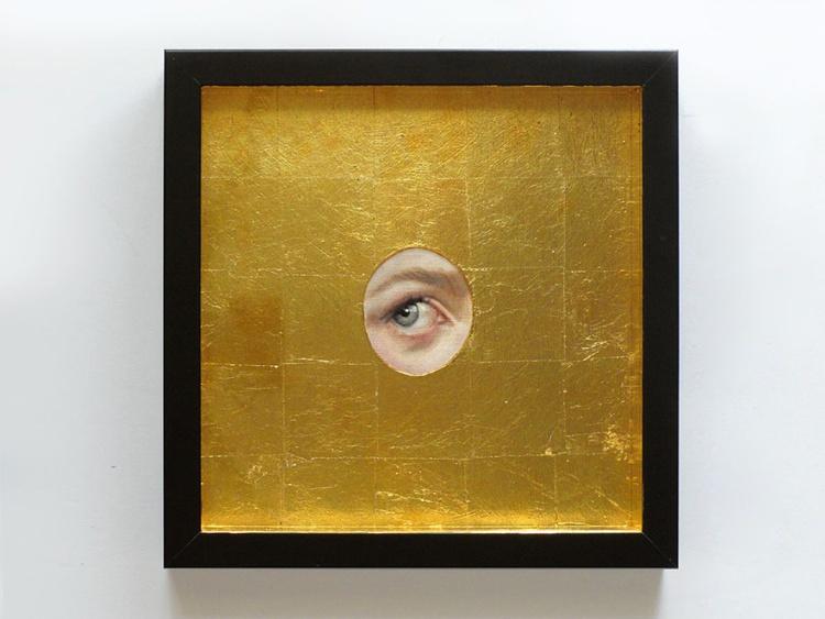 Lover's Eye #3 - RESERVED for Edward - Image 0