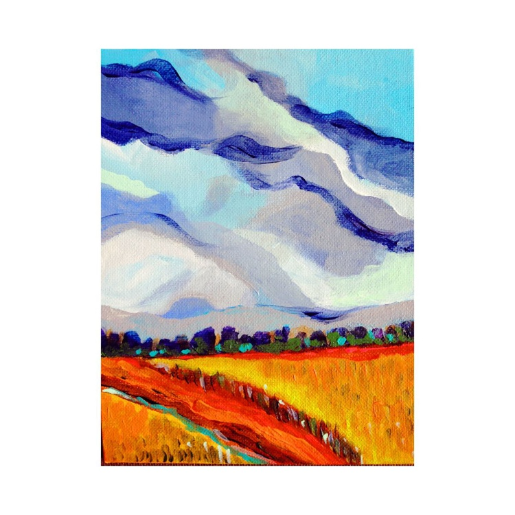 Matted fields - Image 0