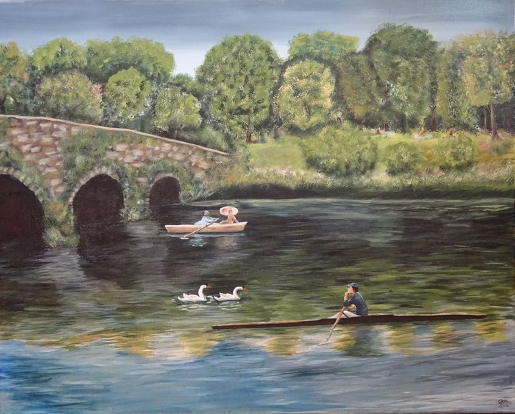 A river boat trip - Image 0